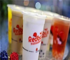 红色巴士奶茶招商加盟