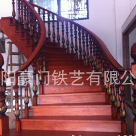 豪門鐵藝樓梯招商加盟