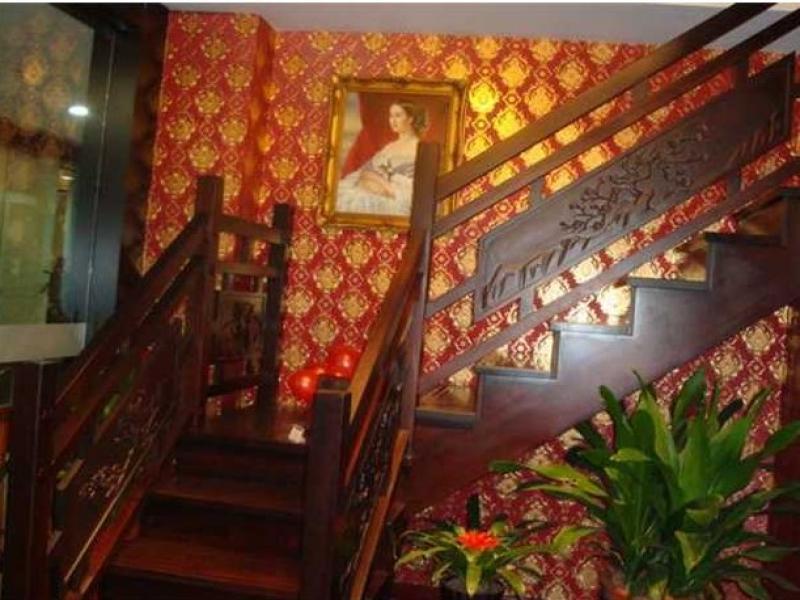 尚艺名梯楼梯招商加盟
