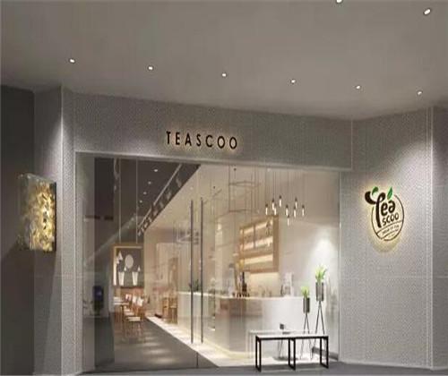 teascoo茶匙奶茶招商加盟