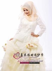嘉米拉婚纱加盟