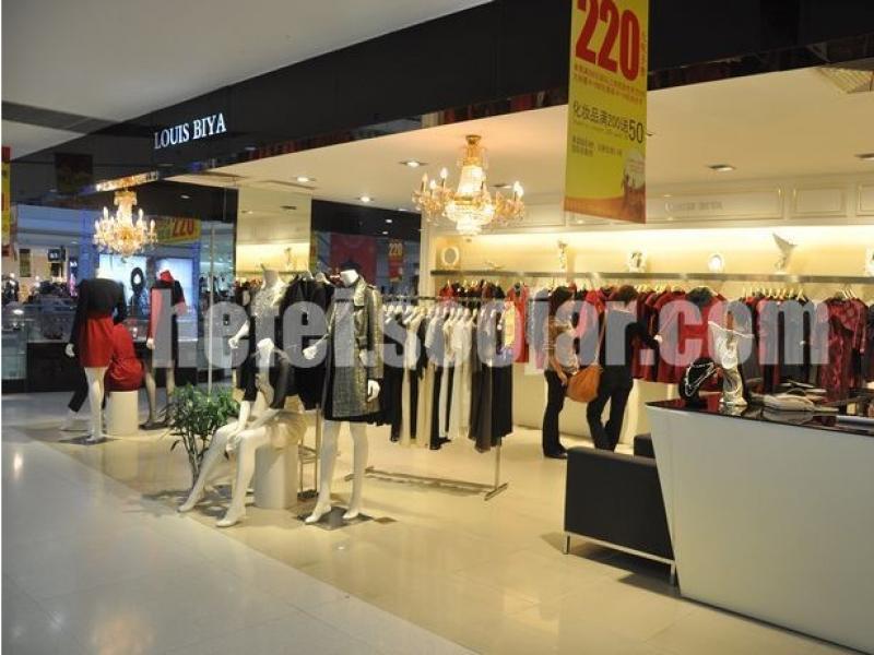 路易比亚服装招商加盟