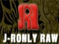 J-RONLY RAW男装招商加盟