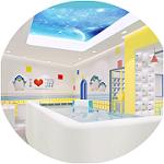 广州宝贝游吧智能婴幼儿游泳馆代理加盟