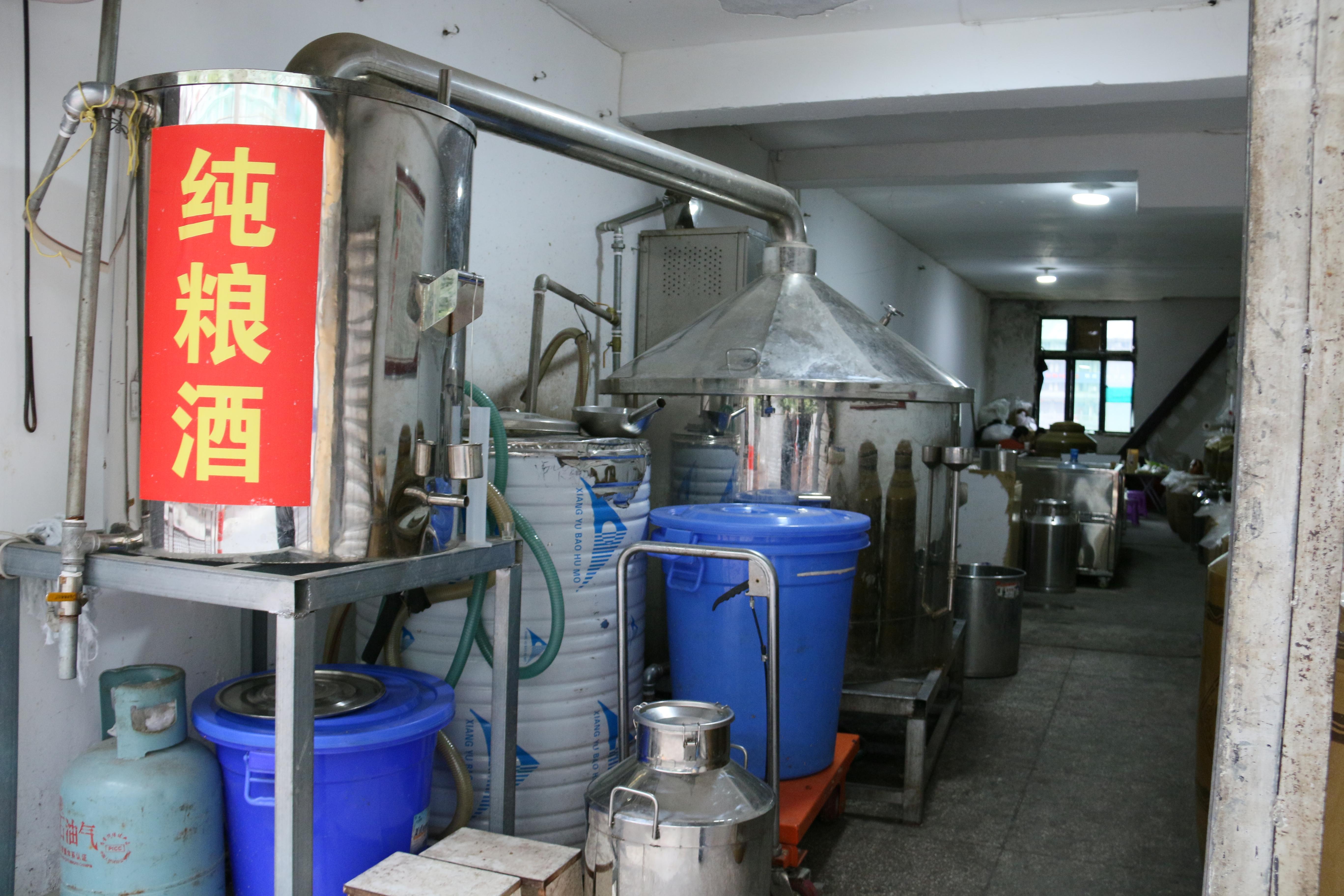 火速科技酿酒设备全国招商