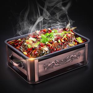 欧品名匠烤鱼炉海鲜大咖招商加盟