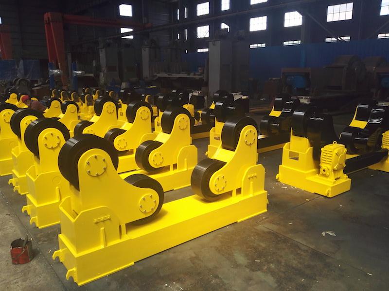 无锡焊接滚轮架加盟