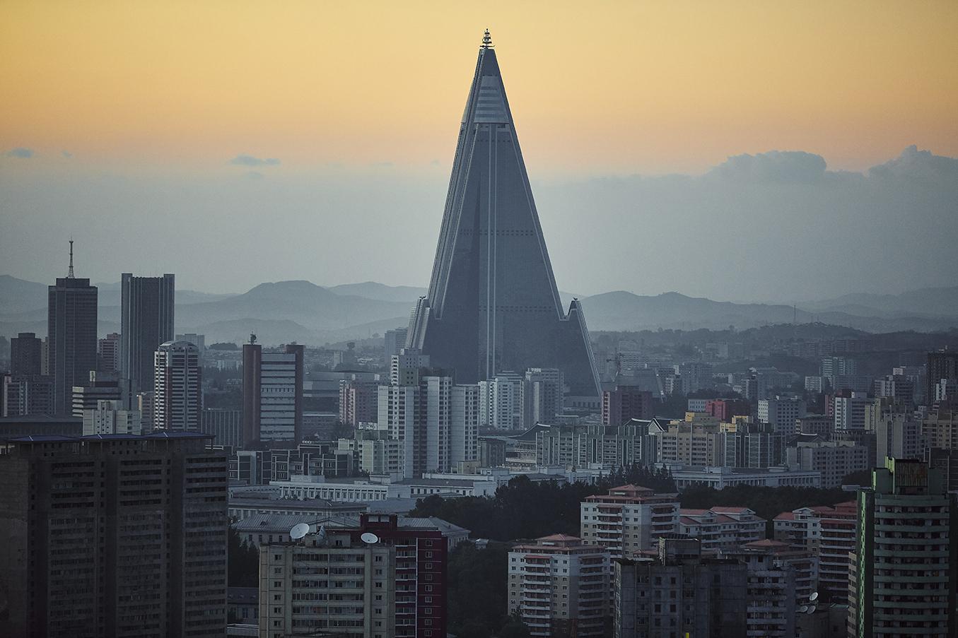 朝鲜商务考察加盟