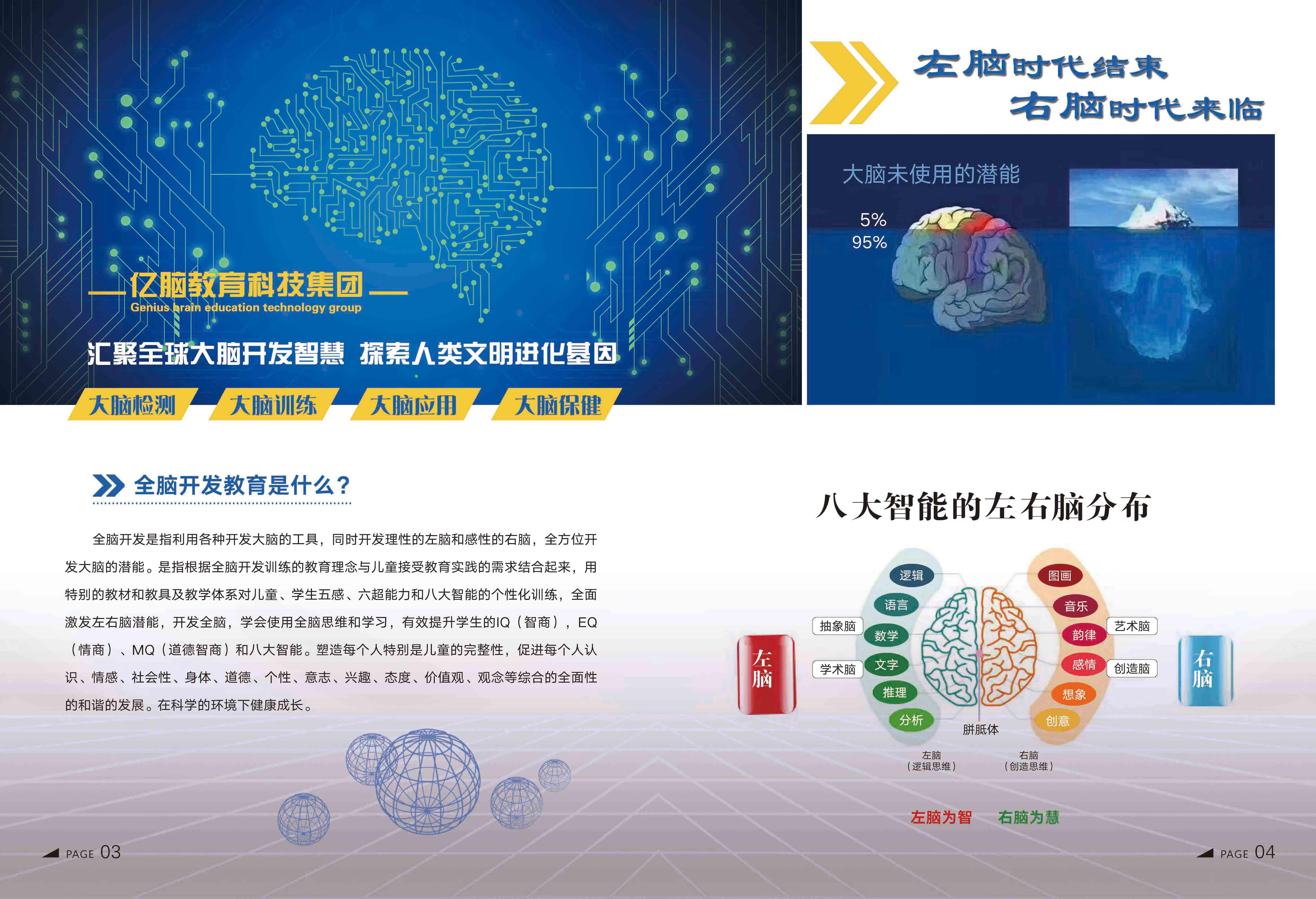 亿脑超凡教育潜能开发核心项目加盟