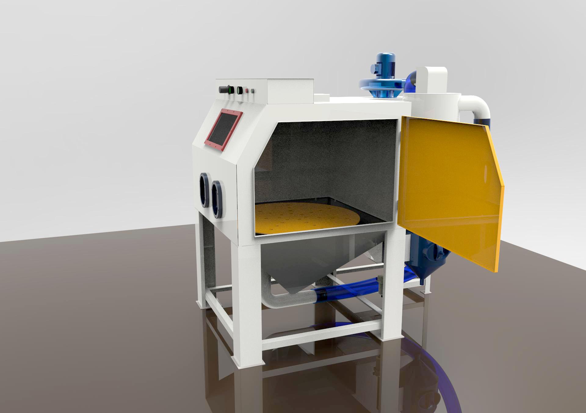 泰盛吉喷砂机、喷砂机械、环保设备、加盟、招商喷砂机系列