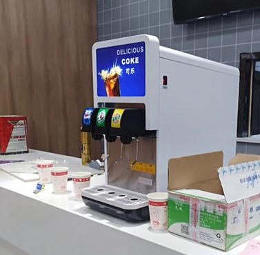 多味源可乐机加盟