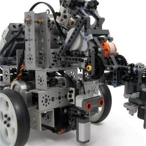 乐赢科技中心机器人少儿编程加盟