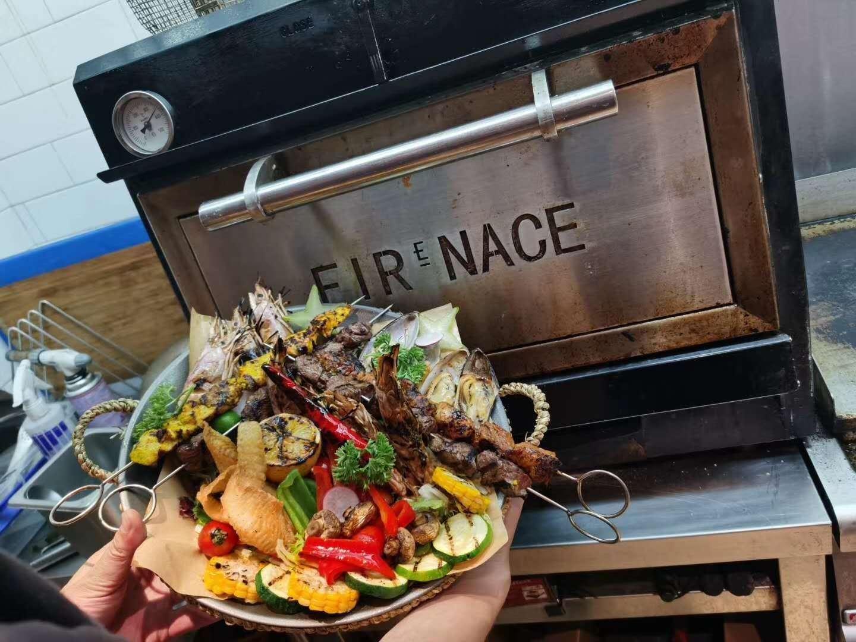 FIRENACE碳烤炉加盟